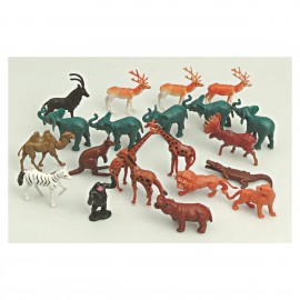 JOUETS ASSORTIMENT N°4 100 ANIMAUX ZOO