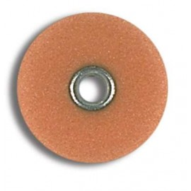 SOFLEX DISQUE 9.5 MM MOYEN ORANGE - 2381M -